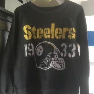 Steelers crew neck